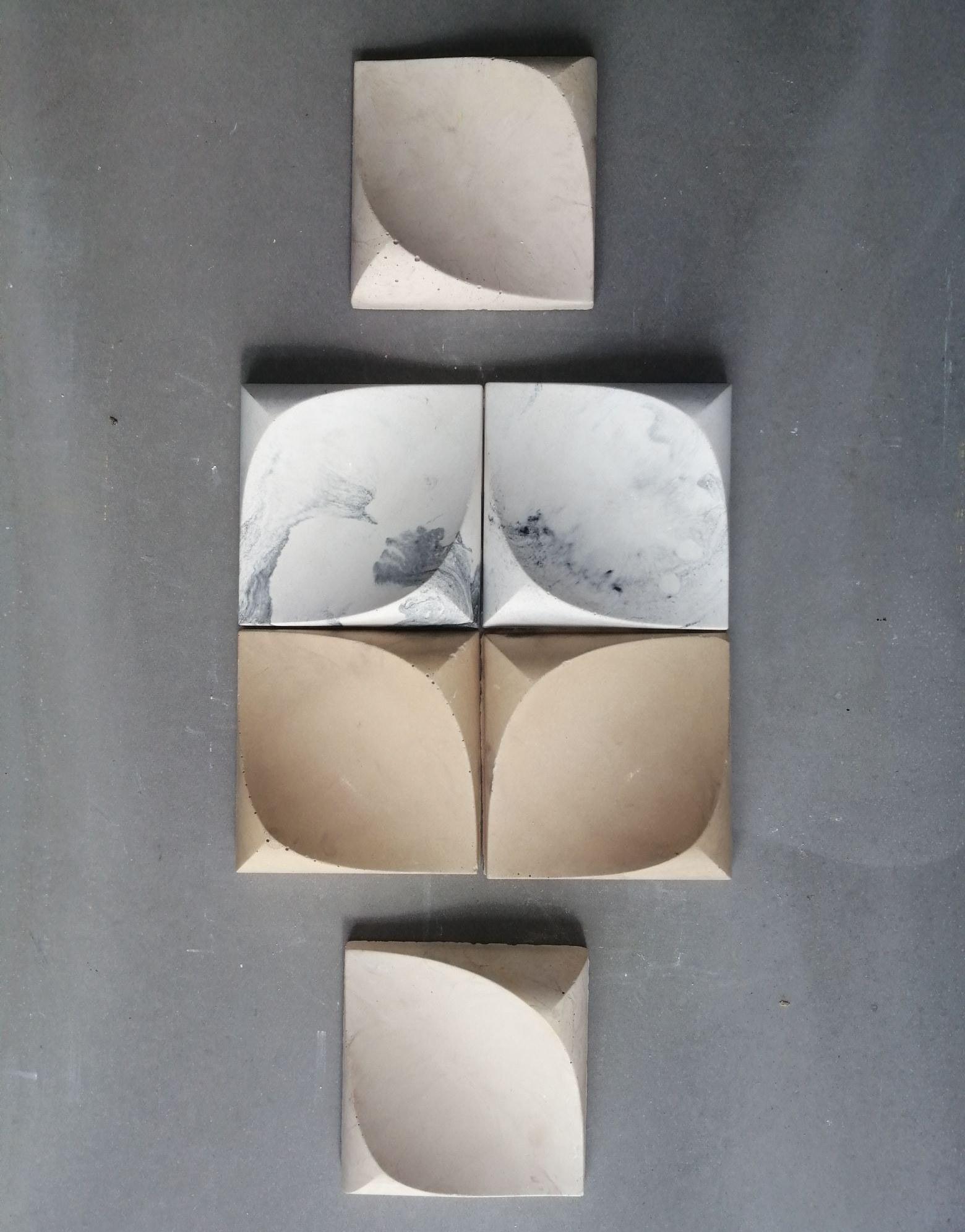 تصویر سنگ مصنوعی مدل پرنیان