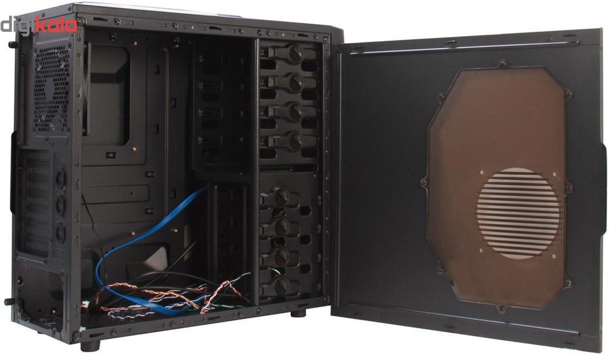 تصویر کیس رایدمکس Super Viper RaidMax Case Super Viper Black