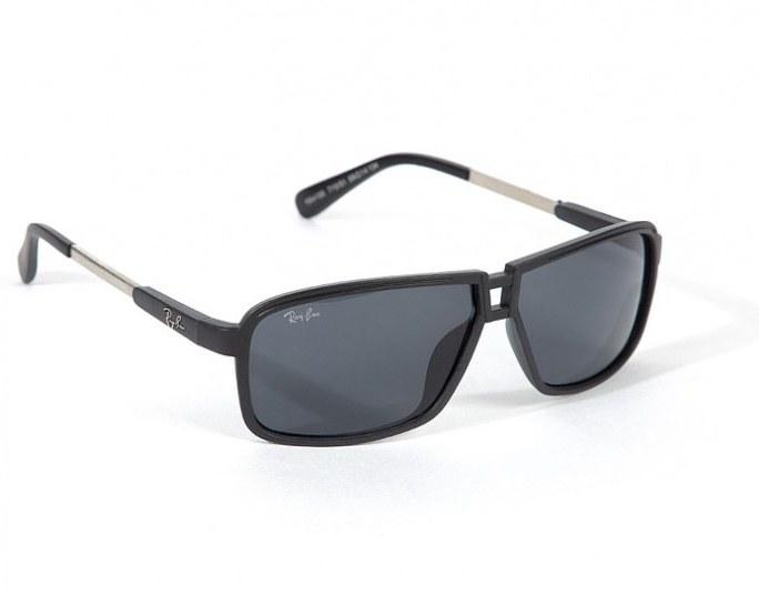 تصویر عینک آفتابی مردانه طرح RayBan