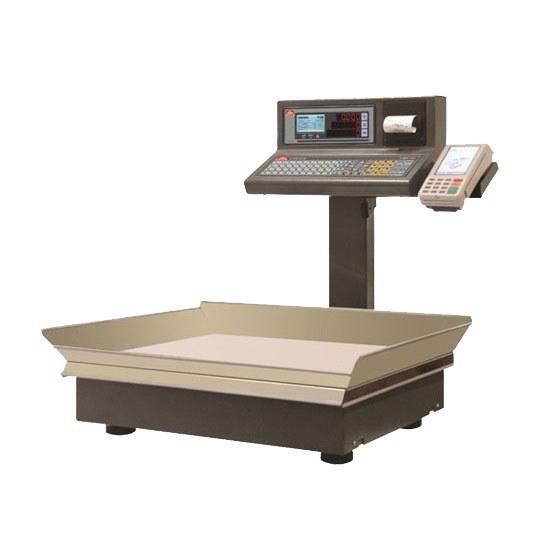 تصویر ترازوی فروشگاهی محک مدل پلاس 17000 Mahak Retail Scale 17000 Plus