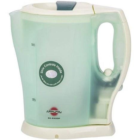 تصویر چای ساز  پارس خزر گرمنوش