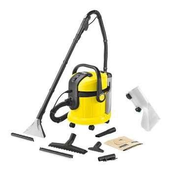 تصویر سرامیک شوی و فرش شوی حرفه ای کرشر مدل SE 4001 به همراه کیت مبل شوی ا Karcher SE 4001 Ceramic And Carpet Cleaner Karcher SE 4001 Ceramic And Carpet Cleaner