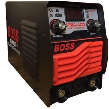 تصویر اینورتر جوشکاری 400 آمپر باس مدل MMA-400 ا Boss MMA-400 Welding Inverter 400 A Boss MMA-400 Welding Inverter 400 A