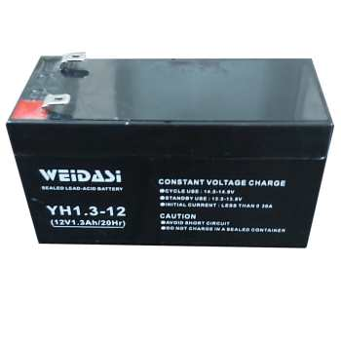 باتری یو پی اس ۱۲ ولت ۱.۳ آمپر ویداسی کد ۱۲۱۳ |