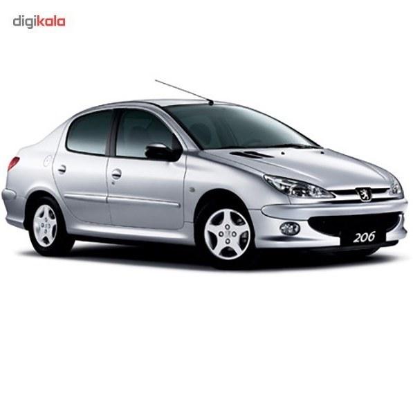 عکس خودرو پژو 206 اسدي وي 8 دنده اي سال 1396 Peugeot 206 SD V8 1396 MT خودرو-پژو-206-اس-دی-وی-8-دنده-ای-سال-1396 13