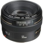 عکس لنز دوربین عکاسی ۵۰ میلیمتر کانن Canon EF 50mm f/1.4 USM Camera Lens لنز-دوربین-عکاسی-50-میلیمتر-کانن