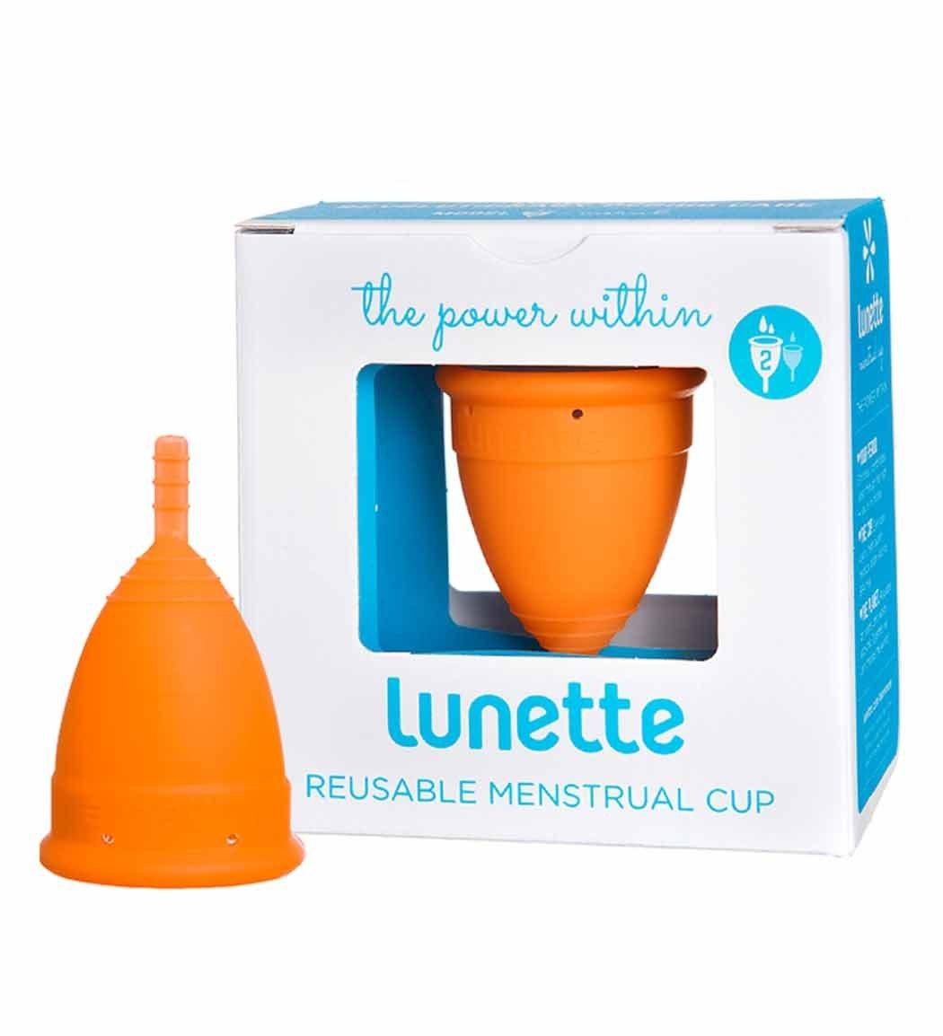 کاپ قاعدگی سایز 1لونت | Lunette Size 1 Menstrual Cup