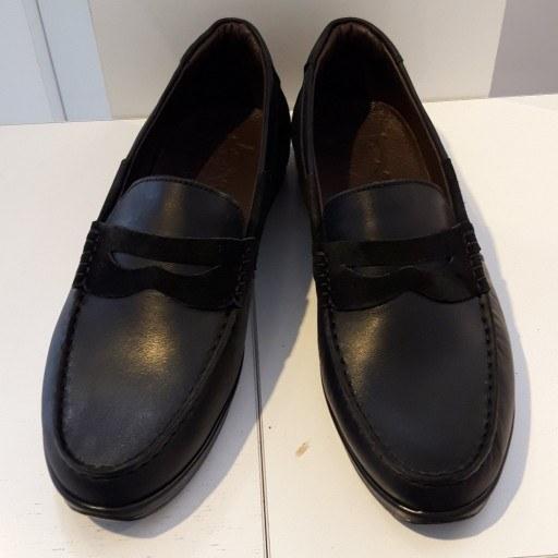 کفش مردانه کالج اف تمام چرم سایز 40  