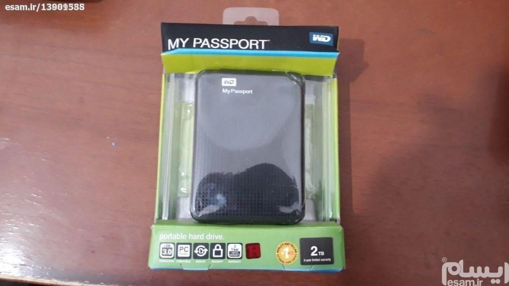 باکس تبدیل هارد های اینترنال به اکسترنال | my passport