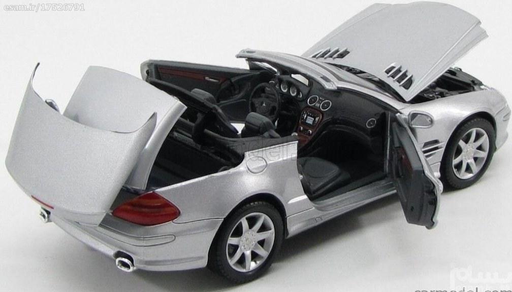 ماکت ماشین Mercedes Benz sl500