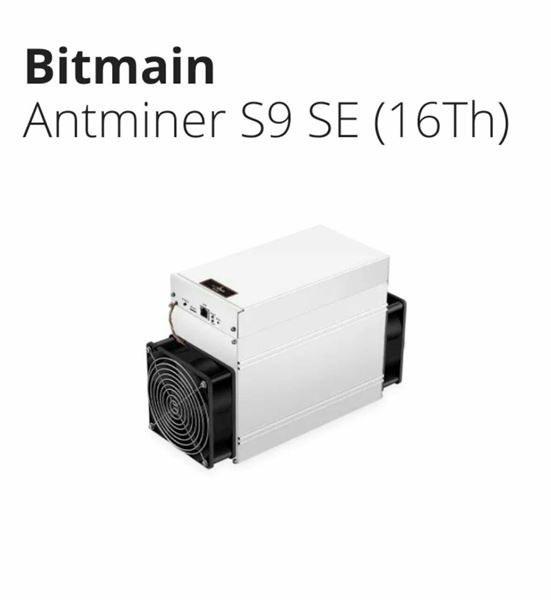 دستگاه انت ماینر S9SE 16TH