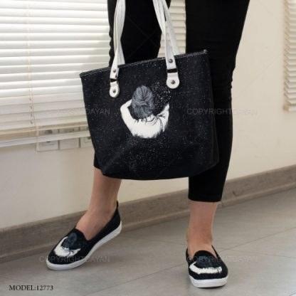 ست کیف و کفش زنانه Selin مدل ۱۲۷۷۳