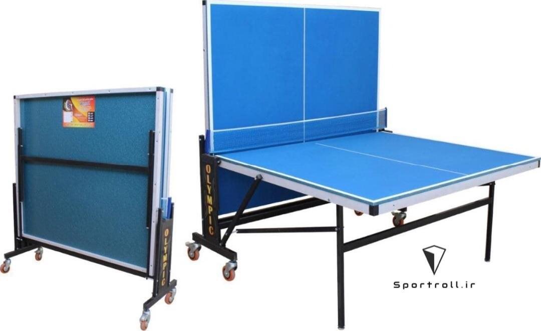 میز پینگ پنگ چرخدار C3