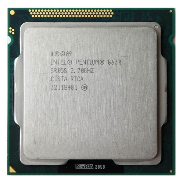 تصویر پردازنده مرکزی اینتل سری Sandy Bridge مدل Core i5-2500