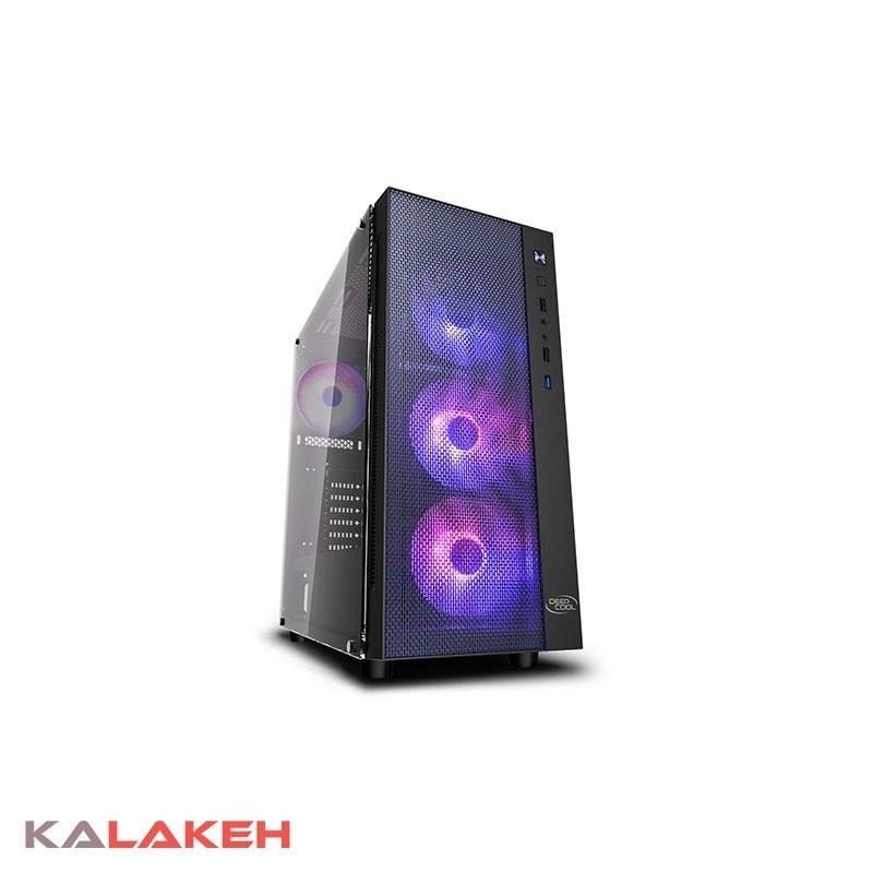 تصویر کیس کامپیوتر دیپ کول مدل MATREXX 55 MESH ADD-RGB 4F