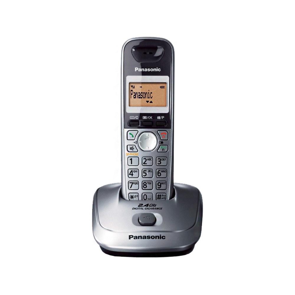 تصویر تلفن بی سیم پاناسونیک مدل KX-TG3551 Panasonic KX-TG3551 Wireless Telephone