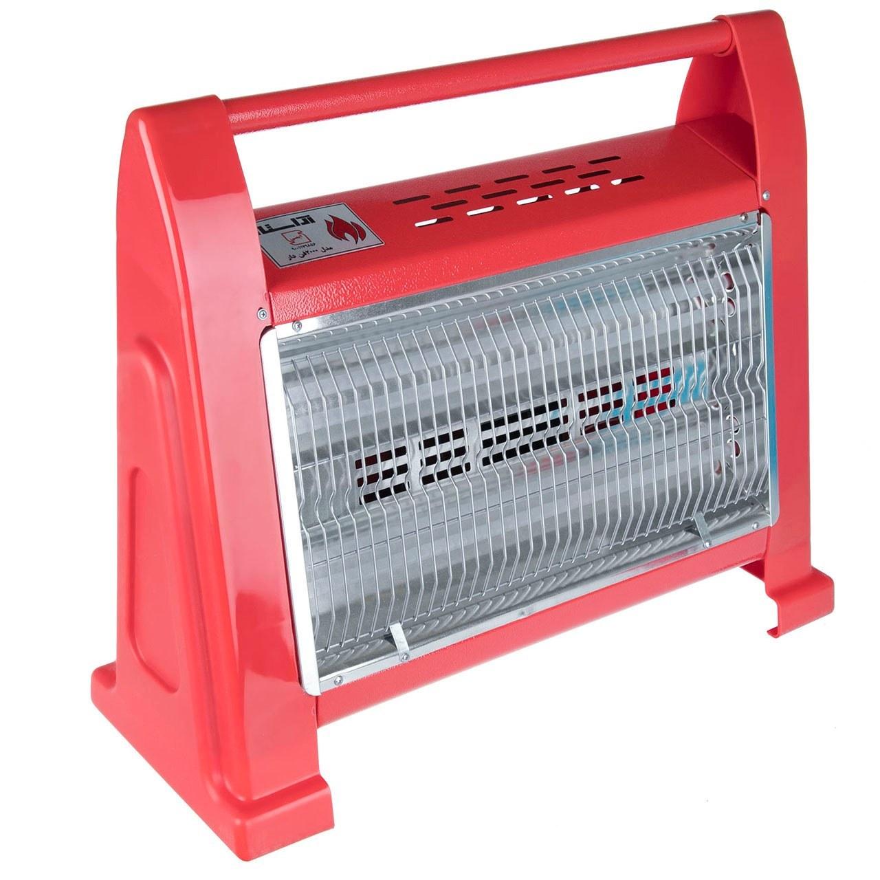 تصویر بخاری برقی فن دار آراسته مدل 2000 ARASTEH 2000 Fan Heater