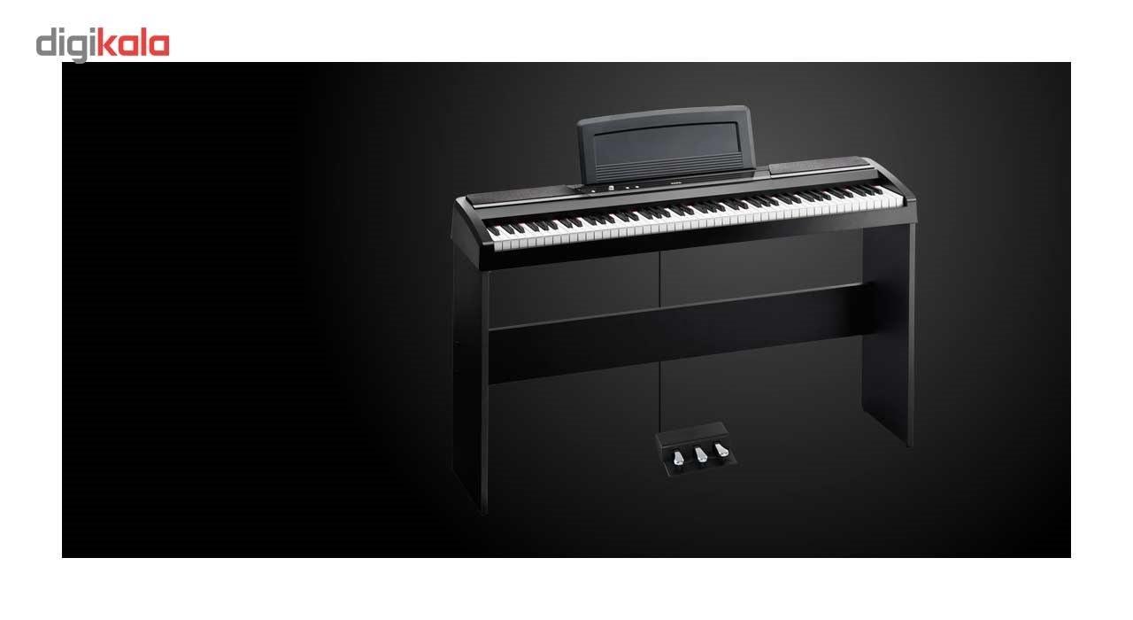 img پیانو دیجیتال کرگ مدل SP-170DX Korg SP-170DX Digital Piano