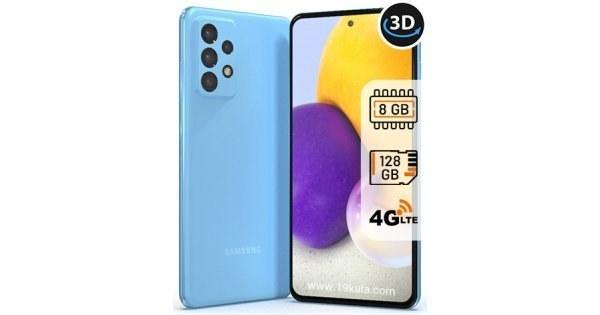 تصویر گوشی سامسونگ A72 | حافظه 128 رم 8 گیگابایت ا Samsung Galaxy A72 128/8 GB Samsung Galaxy A72 128/8 GB