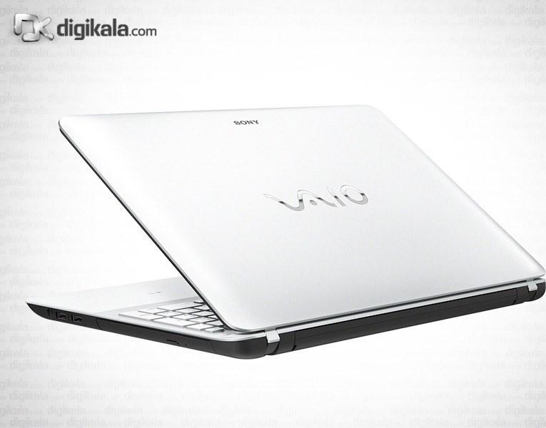 img لپ تاپ ۱۵ اینچ سونی  VAIO SVF15213CX  Sony VAIO SVF15213CX | 15 inch | Core i3 | 4GB | 500Gb | 1GB