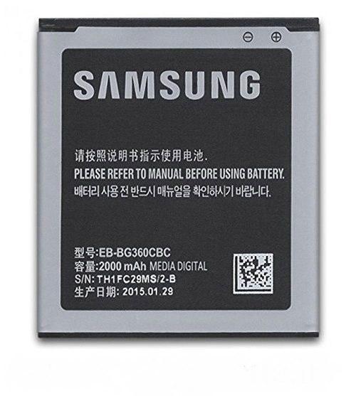 تصویر باطری   اورجینال موبایل سامسونگ کر پرایم , جی 360 Samsung Core Prime & J2 & G360 Battery