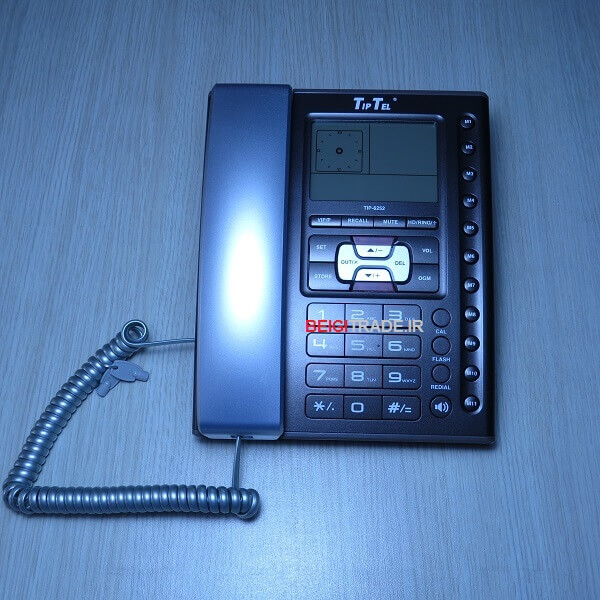 image تلفن تیپ تل مدل TIP-6252