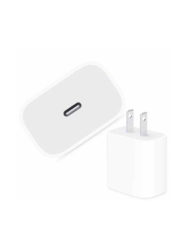آداپتور فست شارژر ١٨ وات اصلى اپل آيفون گوشى Apple iphone 11