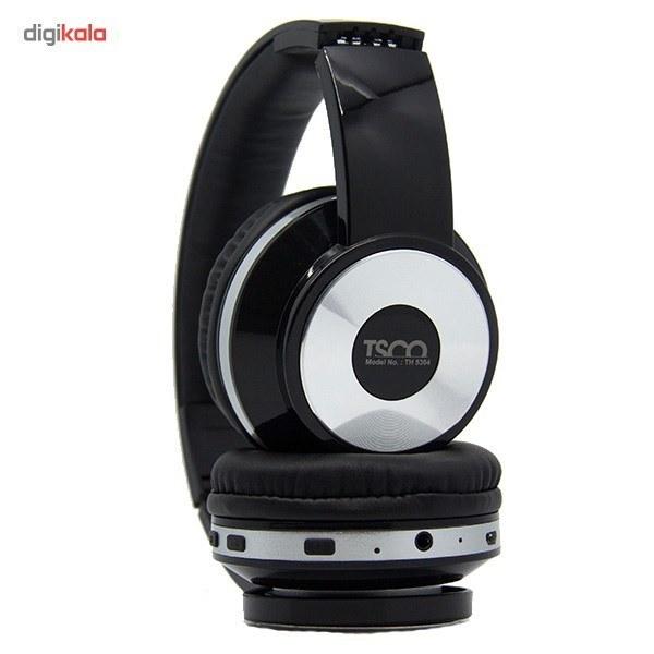 img هدست بی سیم تسکو مدل TH 5304 TSCO TH 5304 Wireless Headset