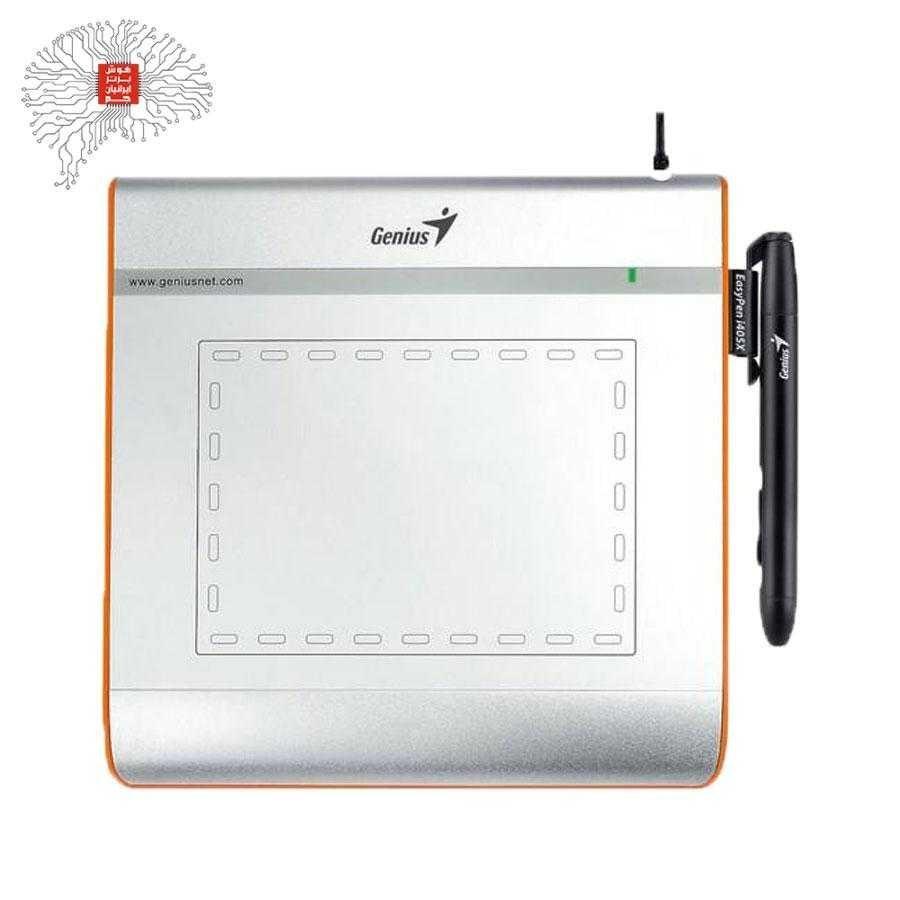 تصویر قلم نوری جنیوس مدل ایزی پن i405X Genius i405X Keyboard