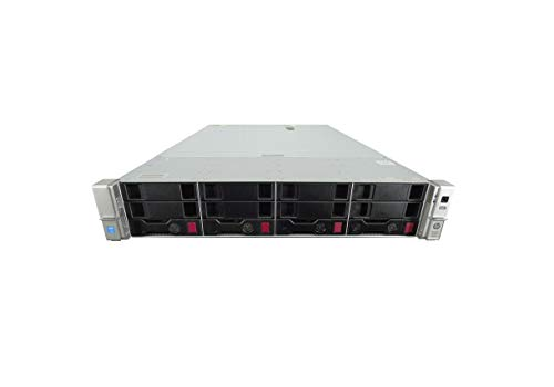 تصویر سرور HP ProLiant DL380 G9 Gen9 4 Bay LFF 2U Rackmount ، 1x Xeon E5-2630 V3 2.4GHz 8 Core، 64 GB DDR4 RAM، B140i، 4X Trays، 10GB / 40GB Network، PSU 2X 500W، Rails (مجوز)