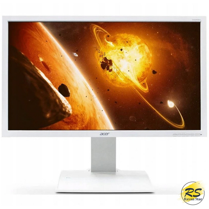 تصویر مانیتور 24 اینچ ایسر Acer B243HL HDMI Port
