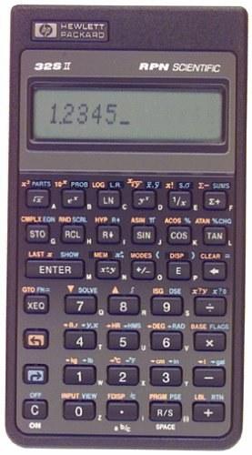 عکس ماشین حساب علمی اچ پی مدل 32Sii HP 32Sii Scientific Calculator ماشین-حساب-علمی-اچ-پی-مدل-32sii