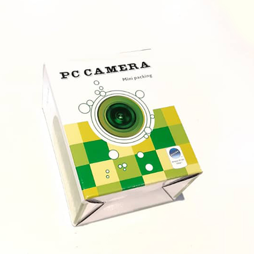 image وبکم Pc Camera Mini Packing