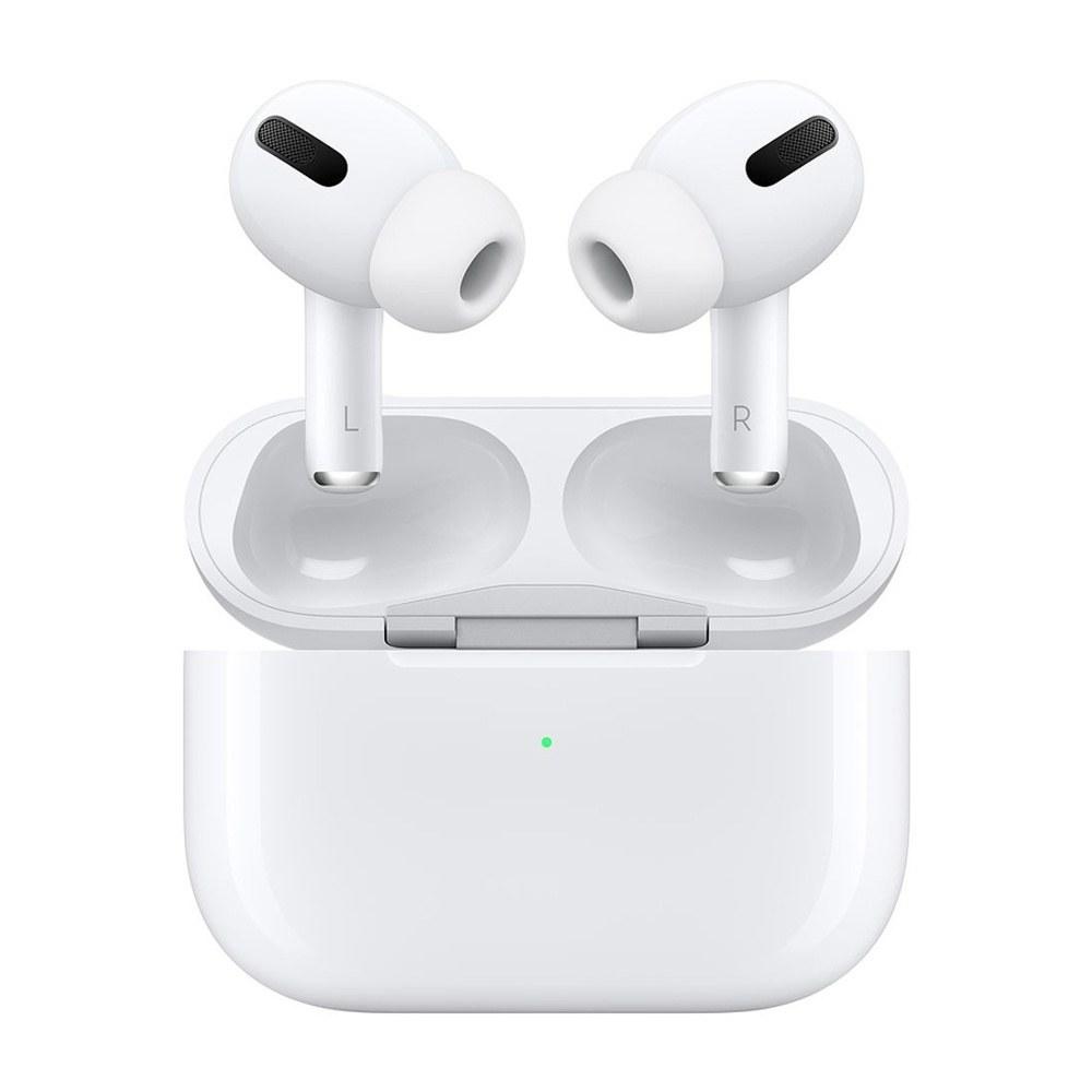 عکس هندزفری وایرلس اپل مدل airpods pro Apple AirPods Pro Wireless Headphones with Charging case هندزفری-وایرلس-اپل-مدل-airpods-pro