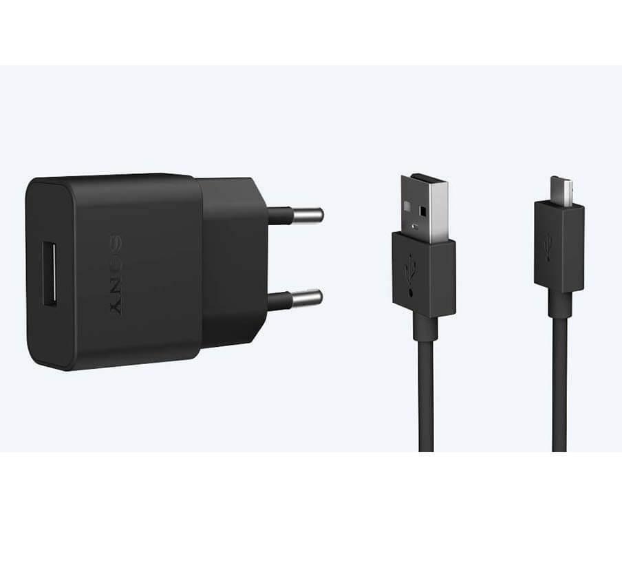 تصویر شارژر دیواری سونی مدل UCH20 Sony USB Charger UCH20