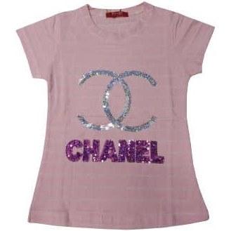 تی شرت دخترانه کد 5033             غیر اصل