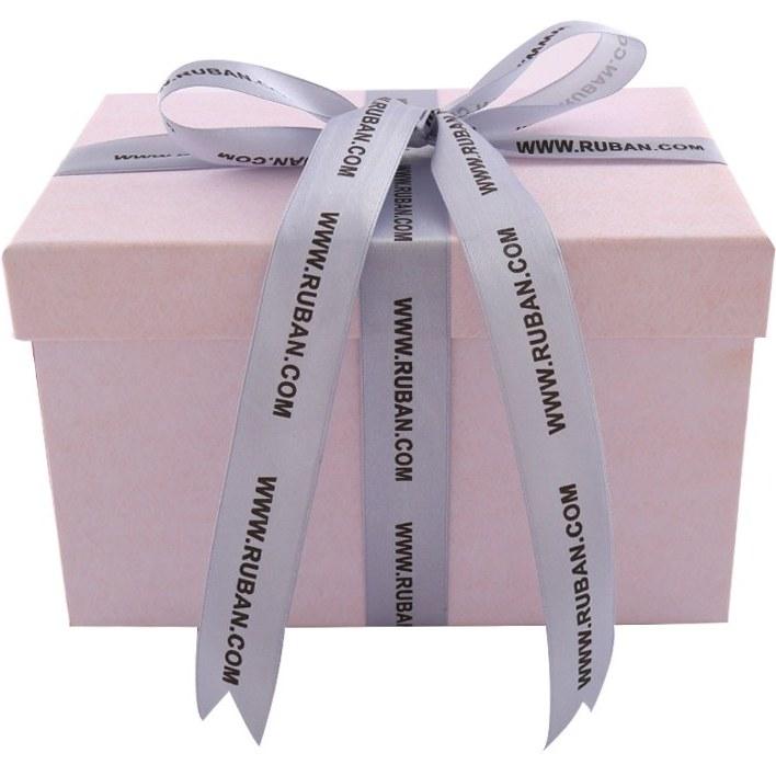 تصویر جعبه کادویی روبان سایز متوسط Ruban Gift Box Medium
