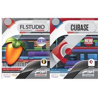 آموزش تصویری آهنگ سازی با نرم افزار های FL STUDIO و CUBASE |