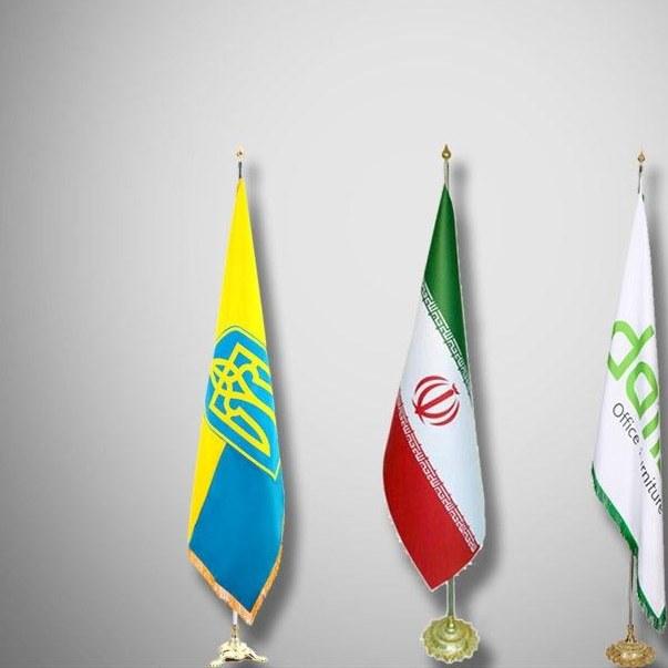 عکس پرچم تشریفات رومیزی  پرچم-تشریفات-رومیزی