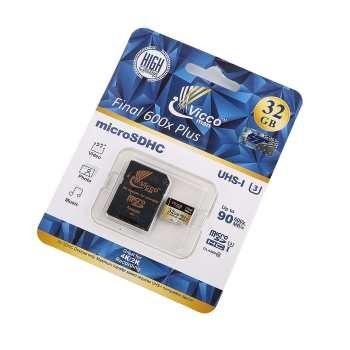 عکس کارت حافظه microSDHC ویکو من مدل Extre600X کلاس 10 استاندارد UHS-I U3 سرعت 90MBps ظرفیت 32گیگابایت همراه با آداپتور SD Vicco Man Extre 600X UHS-I U3 Class 10 90MBps microSDHC Card With Adapter 32GB کارت-حافظه-microsdhc-ویکو-من-مدل-extre600x-کلاس-10-استاندارد-uhs-i-u3-سرعت-90mbps-ظرفیت-32گیگابایت-همراه-با-اداپتور-sd