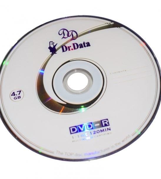 دی وی دی خام Dr.Data
