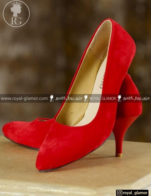 کفش زنانه پاشنه بلند RG9810