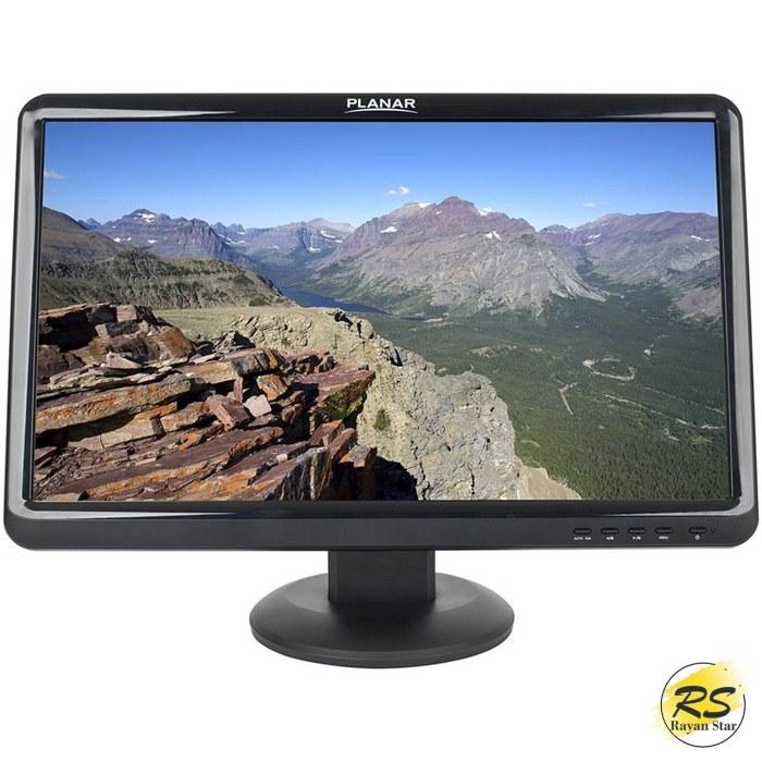 تصویر مانیتور 19 اینچ پلانار Planar PL1910W Planar PL1910W LCD Monitor