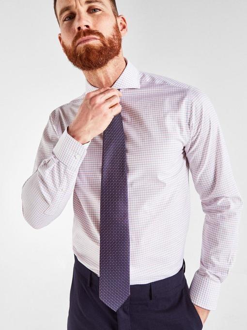 عکس پیراهن آستین بلند مردانه کورتفیل cortefiel                     124386164 پیراهن-استین-بلند-مردانه-کورتفیل