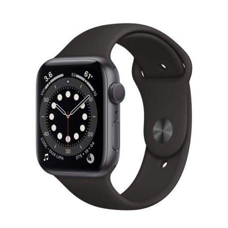 تصویر ساعت هوشمند اپل واچ سری 6 سایز 44mm  ا Apple Watch Series 6 44mm Aluminum Case Apple Watch Series 6 44mm Aluminum Case