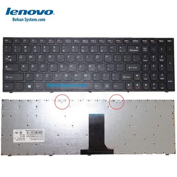 کیبورد لپ تاپ لنوو مدل M5400