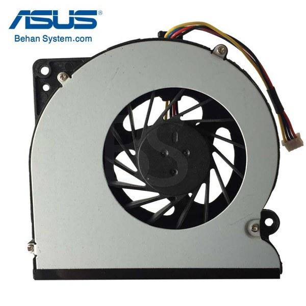 تصویر فن پردازنده لپ تاپ ASUS مدل N71 ا چهار سیم / DC05V چهار سیم / DC05V