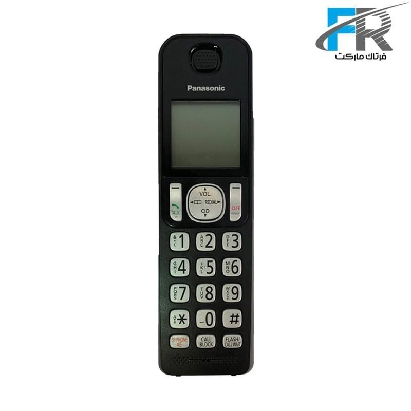 تصویر گوشی بی سیم اضافه پاناسونیک مدل KX-TGFA20