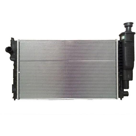 تصویر رادیاتور آب رادیاتور ایران مناسب برای پژو 405 دو لول