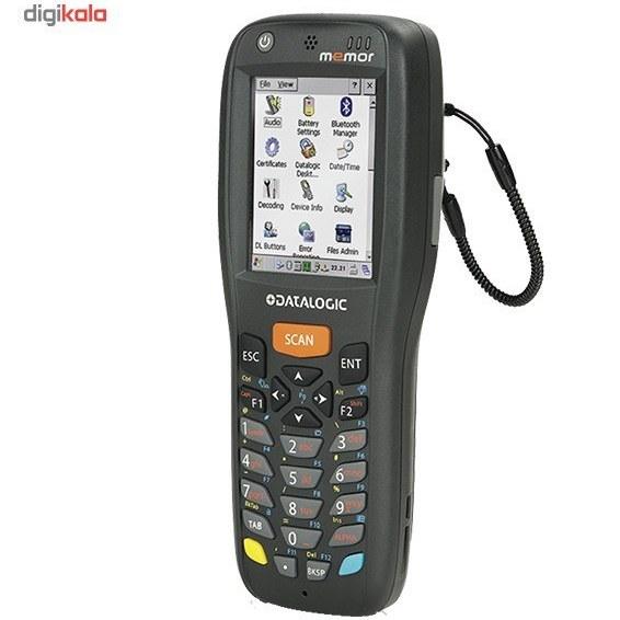 تصویر دستگاه جمع آوري اطلاعات ديتالاجيک مدل Memor X3 1D DATALOGIC Memor X3 1D Data Collector